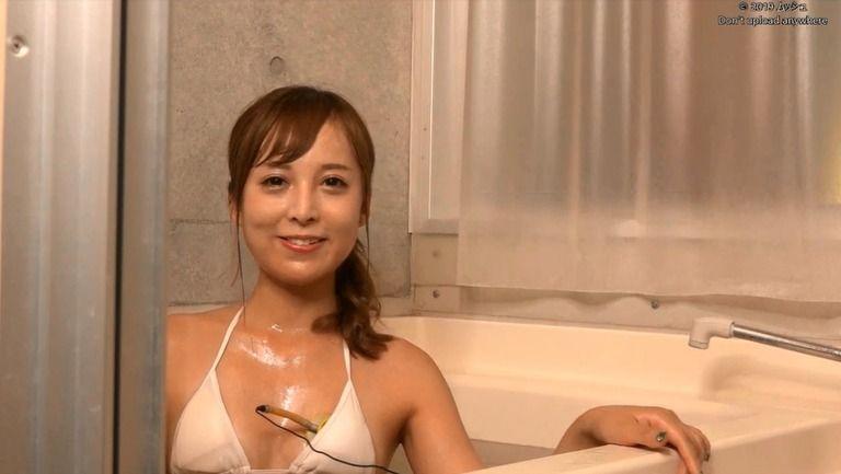 27歳 葵井えりかさんの心音集(水着Ver)Vol.3
