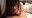 猫耳黒縁メガネでフェラ