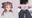 つむぎちゃん4枠目 ゲーム配信の時の固定カメラ映像