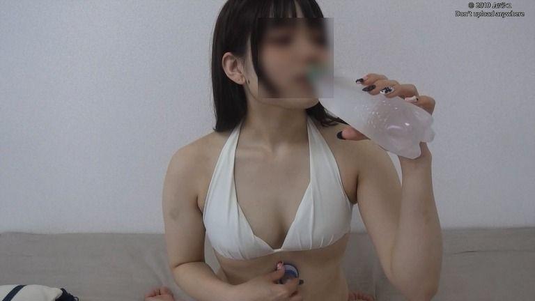20歳 みこさんの胃腸音集(水着Ver)Vol.1+2