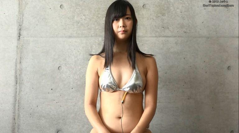 22歳 美良山さつきさんの心音集(水着Ver)Vol.1