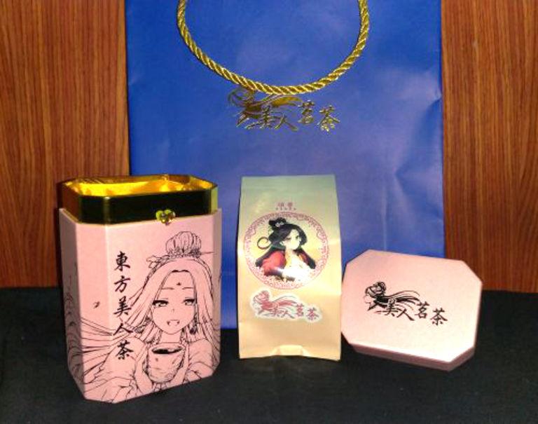 《美人茗茶》[姬級]東方美人茶(臺灣島運費限定)