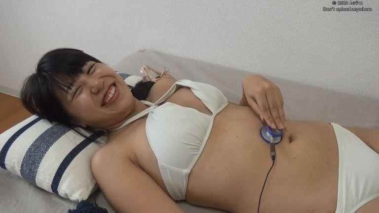21歳 ふうかさんの胃腸音集(水着Ver)Vol.1