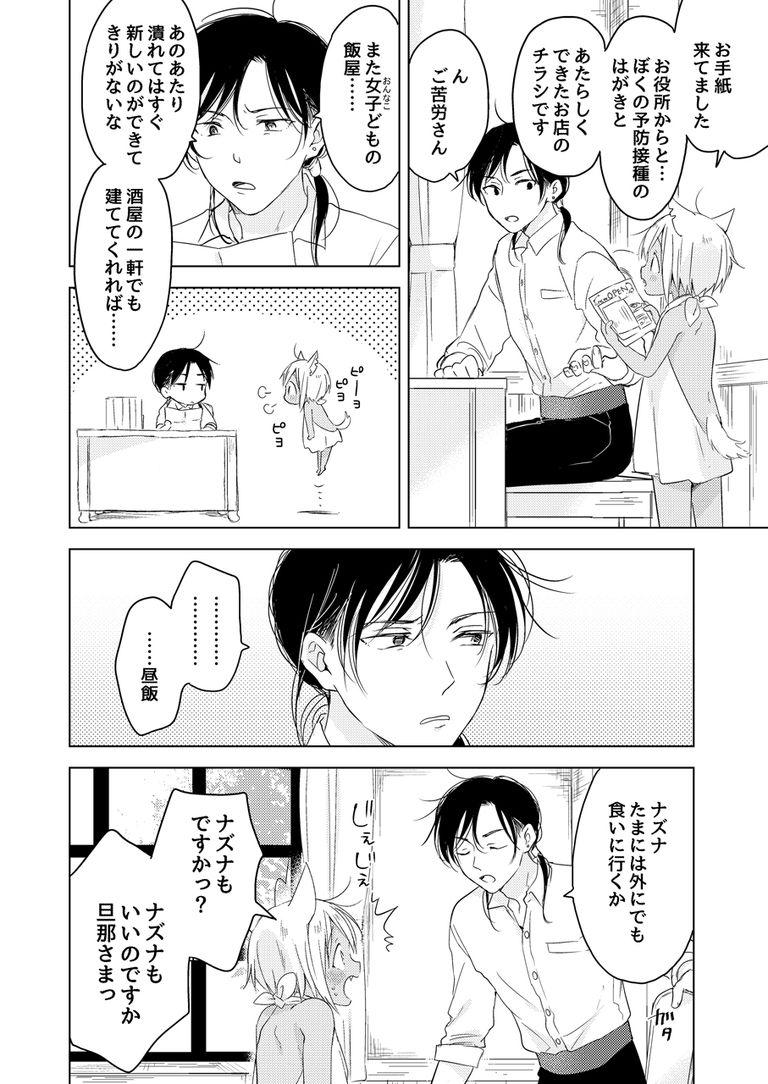 【DL】つれづれけもちゃん(1)