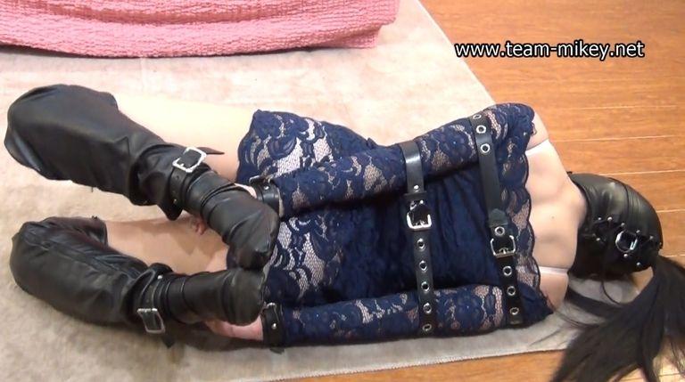 ボンデージ撮影会メイキング映像 みか(MIKA_009)