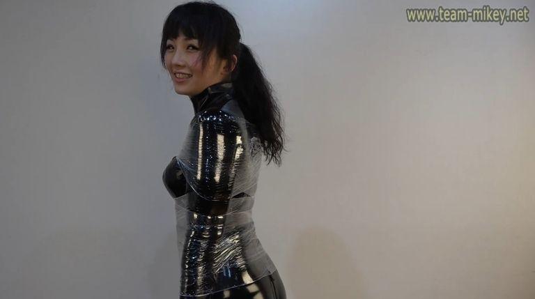 ボンデージ撮影会メイキング映像 みか(MIKA_026)