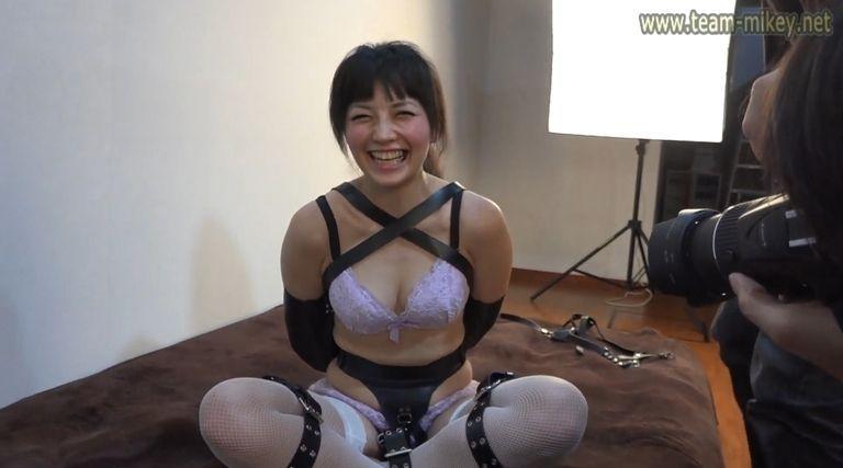 ボンデージ撮影会メイキング映像 みか(MIKA_029)