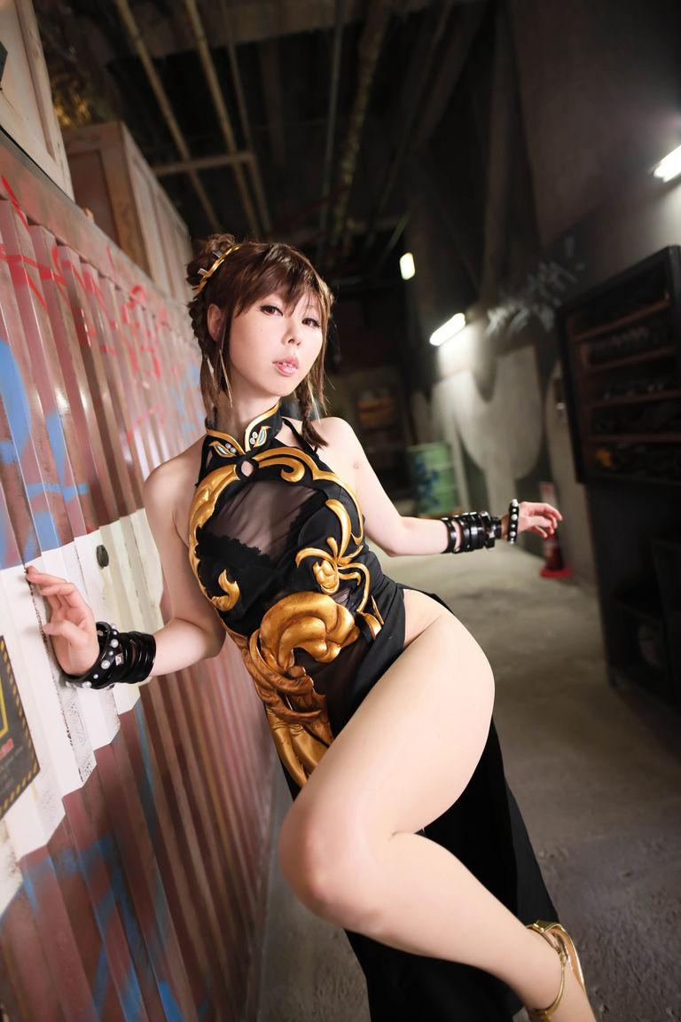 春麗3着衣装ROM