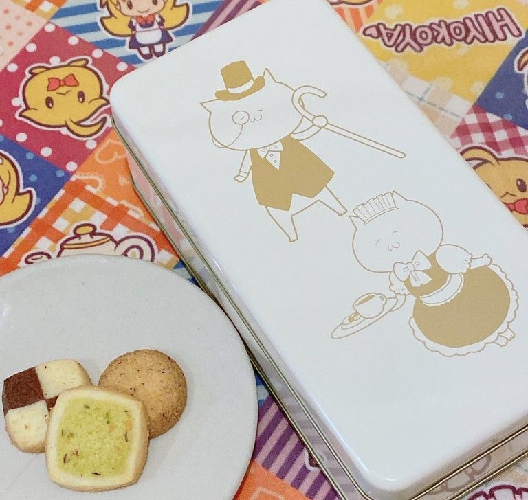 『Kaoru Curry zawa クッキー缶』