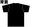 『オフパコ要員』Tシャツ サイズ:XLサイズ カラー:黒 【送料無料】