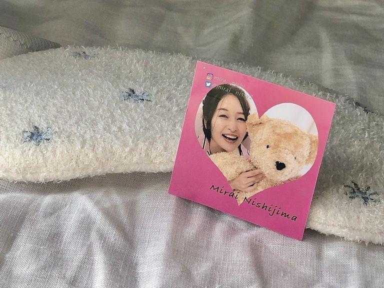 【withテディベア】ステッカー正方形