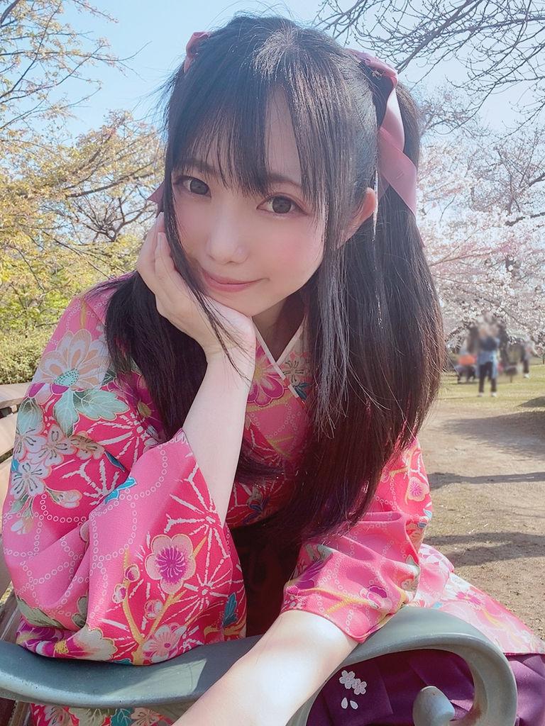 FC限定♡野外露出♡袴♡オリジナルコンテンツ・05月分