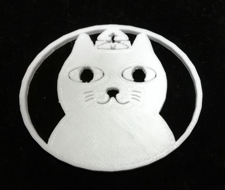 エンブレム「山猫さん」