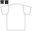『貸し出し中』Tシャツ サイズ:XLサイズ カラー:白 【送料無料】
