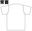 『露出狂』Tシャツ サイズ:Mサイズ カラー:白 【送料無料】