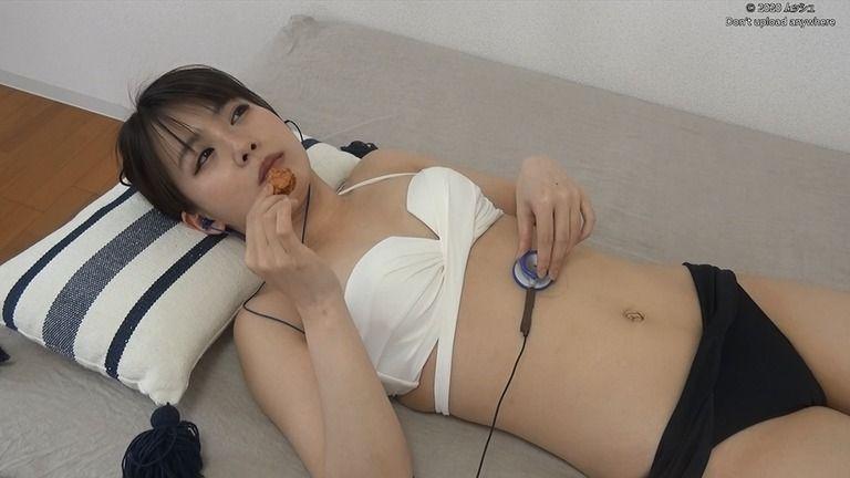 25歳 蓮さんの胃腸音集(水着Ver)Vol.2