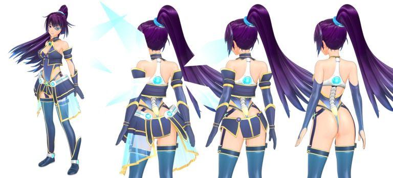 Virtu-A-Dolls 04: 凌香 F ウェンデル (フリー)