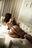 nudity model Ayame art gallery
