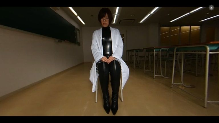 【VR】2:15.★for Windows10/android【ブーツラバー動画】皆月なる尻と胸/榛名ゆきの胸