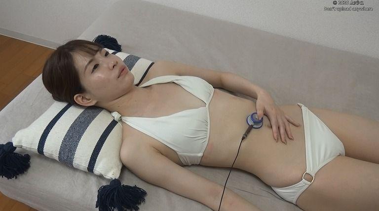 23歳 みさきさんの胃腸音集(水着Ver)Vol.1