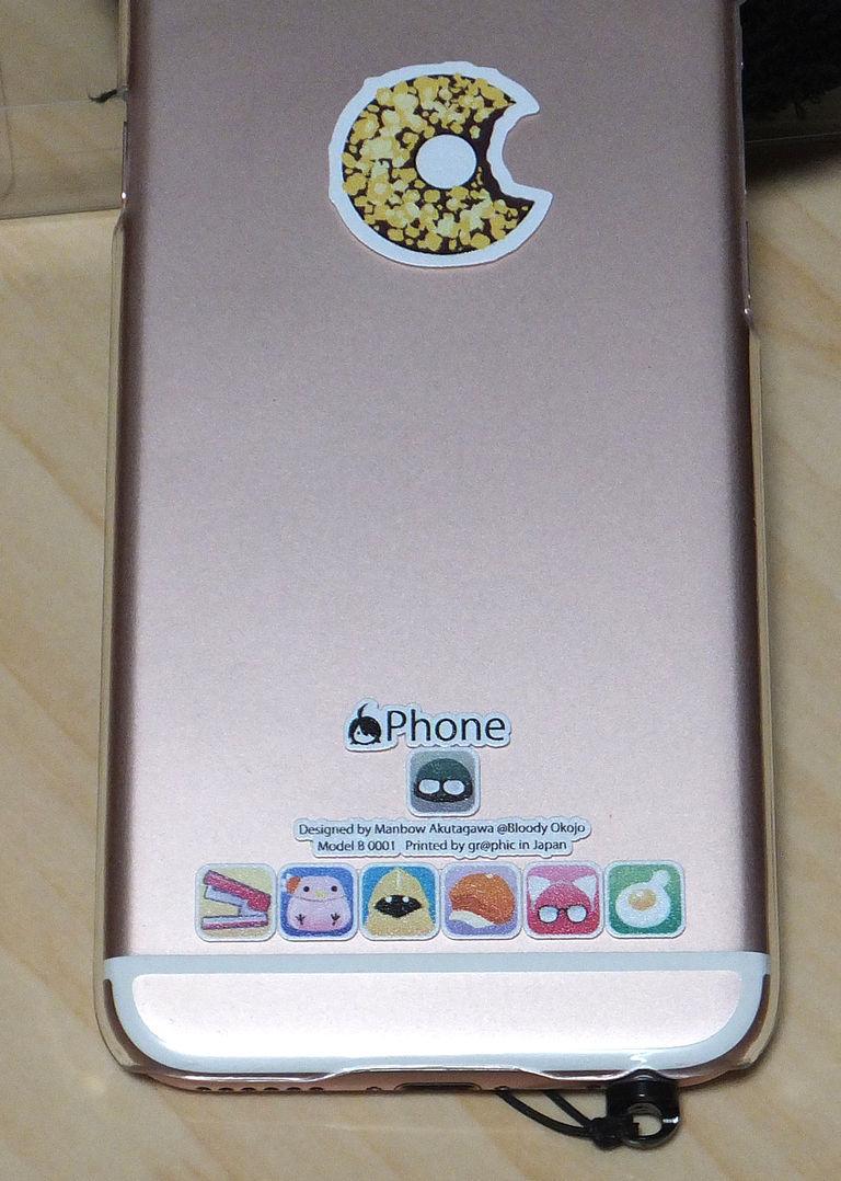 〈物語〉シリーズ iPhone6 6S用ケース