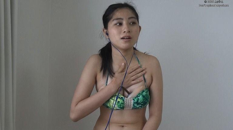 23歳 ゆりこさんの心音集(水着Ver)Vol.3