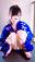 【終わらないで夏】浴衣とビキニ自撮り♥️ぷち写真集