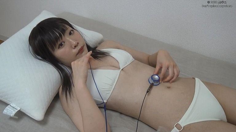 20歳 りおんさんの胃腸音集(水着Ver)Vol.2