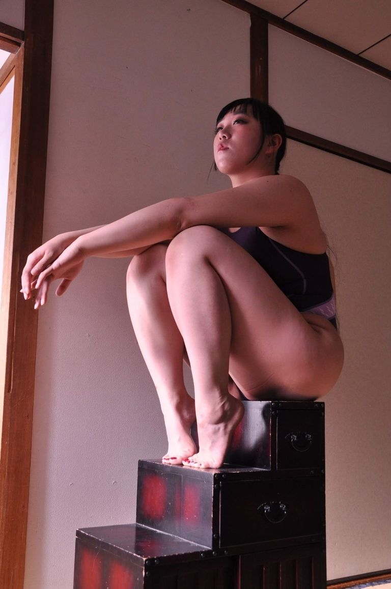 【DVD-R】ROM『競泳女将下宿』【匿名配送】