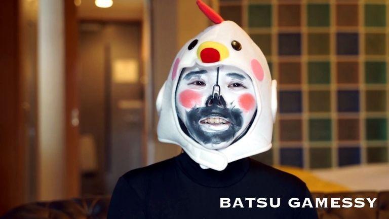 BATSU GAMESSY 03