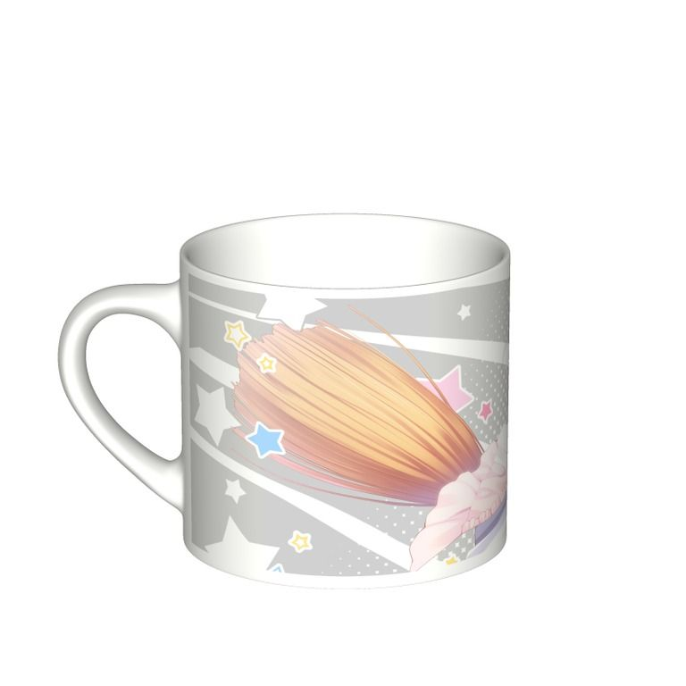 霧雨魔理沙&パチュリー・ノーレッジ マグカップ(小) イラスト:るび様
