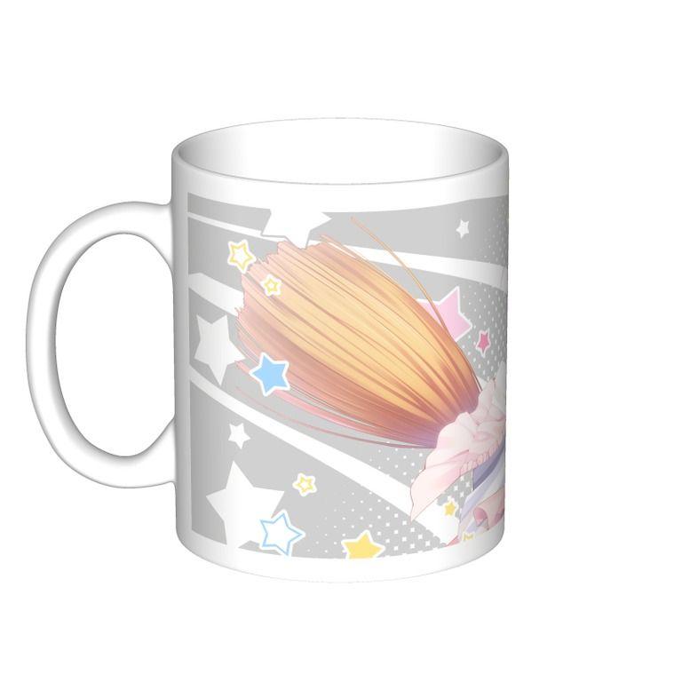 霧雨魔理沙&パチュリー・ノーレッジ マグカップ(大)