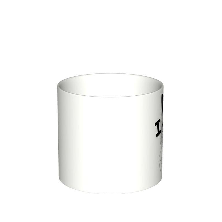 いよグッズ第一弾マグカップ(小)