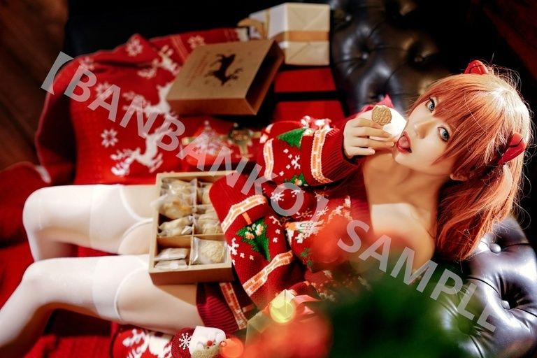 【BANBANKO】式波・アスカ・ラングレー ASUKA Christmas