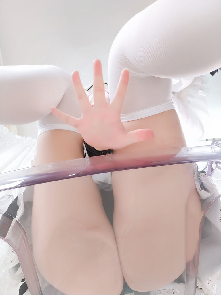 白烨烨 マッシュメイド自撮写真集Vol.19  女仆ver (動画入り)