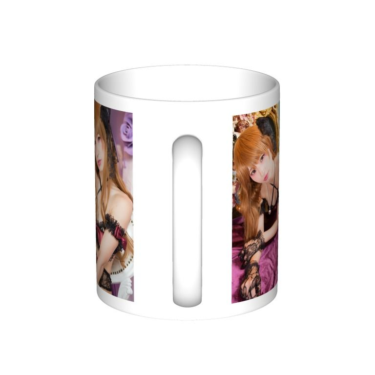 茶々オリジナルレーリミマグカップ